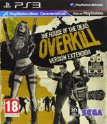 PS3 MOVE House Of The Dead: Overkill Extended Cut