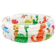 Intex Dino 3 Rings Pool 12 Months-3 Years