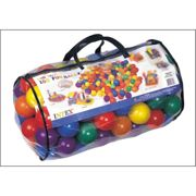 Intex Fun Balls - Set de 100 bolas de colores
