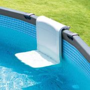Intex Swimming Pool Chair For Collapsible Pools One Size White