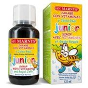 Jarabe Junior Multivitaminas con Jalea 125 ml - Marnys