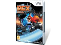 Juego Wii Generator Rex: Agent of Providence