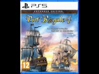 KALYPSO - PS5 Port Royale 4 (Extended Edition)