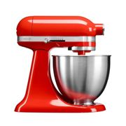 KitchenAid 5KSM3311X - Máquina de cocina - hot sauce/brillante/250W