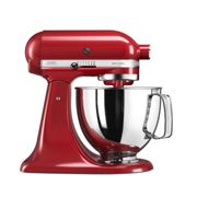 KitchenAid - Artisan 5KSM175 - Procesador de comida - rojo empire/brillante/longitud de cable 145cm