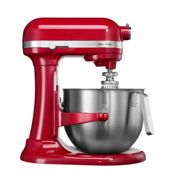 KitchenAid - Heavy Duty 1.3 5KSM7591 - Procesador de comida - rojo empire/lacado/incl. egg beater/dough hook/smooth stirrer/with 6.9 l bowl and splash guard