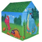 knorr® toys play tent dinosaur house green - % Solo hoy un descuento extra %