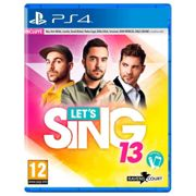 JUEGO SONY PS4 LET S SING 13