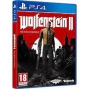 Koch Media Wolfenstein 2 The New Colossus Ps4