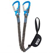 LACD - Set Via Ferrata Pro Evo 2.0 - Set de vía ferrata blue / grey