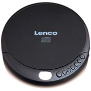 Lenco Cd-200 One Size Black