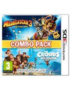 Madagascar 3 & Croods Pack Nintendo 3DS
