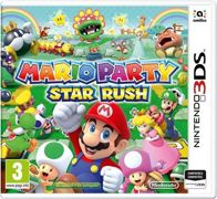 Nintendo Mario Party Star Rush 3ds One Size