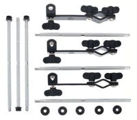 Meinl Cymbal Microphone Clamp Set