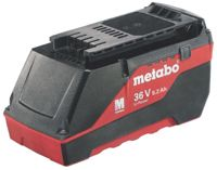 "Metabo Batería 36 V, 5,2 Ah, Li-Power Extreme, ""AIR COOLED"" - 625529000"