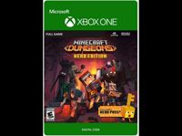 MICROSOFT - Xbox One Minecraft Dungeons: Hero Edition