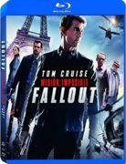 SONY PICTURES - Misión: Imposible - Fallout - Blu-ray