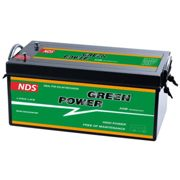 Nds Agm Green Power 200ah/12v One Size
