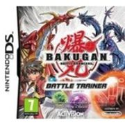 NDS Bakugan Battle Trainer
