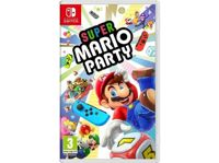 NINTENDO ESPA?A S.A.(SOFTWARE) - Nintendo Switch Super Mario Party