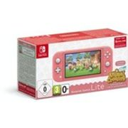 Nintendo Switch Lite (Coral) Animal Crossing: New Horizons Pack + NSO 3 months (Limited) videoconsol