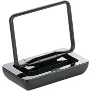 Oneforall Dvb-t Ecoline 36db One Size Black / Silver