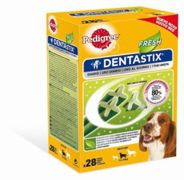 Pedigree Dentastix Fresh Medium 7 Barritas