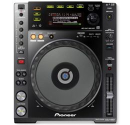 Reproductores CD DJ-image