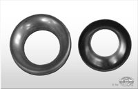 Plate for Tail Pipe Round Ø100mm - Hole: 58mm
