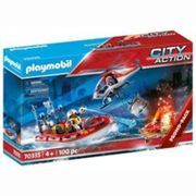 MISION RESCATE - PLAYMOBIL 70335 CITY ACTION