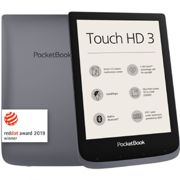 """Pocketbook ebook touch 3 hd 6"""" 16gb gris"""