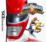 Power Rangers Nintendo DS