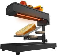 Raclette Cecotec Cheese&Grill 6000 Black