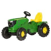 Tractor a Pedales John Deere 6210R