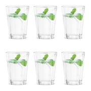 Rosendahl Design Group - Grand Cru - Set de 6 vasos de agua - transparente