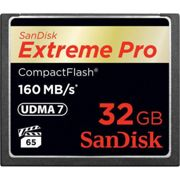 Sandisk Compact Flash Extreme Pro Cf 160mbs 32 Gb