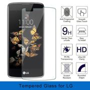 Screen Protector for LG K4 K3 2016 9H HD Film Tempered Glass for For LG K9 K8 2018 K7 2017 K5 Protective Glass Safety Glass