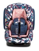 Silla de auto 1-2-3 Hug Isofix magic unicorns de Cosatto