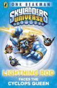 Skylanders Mask Of Power: Lightning Rod Faces The Cyclops Queen (ebook