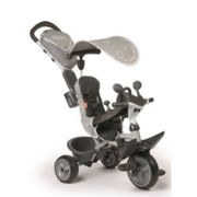 Triciclo Baby Driver Confort Smoby Gris Smoby