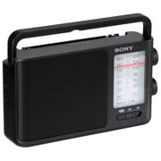 Sony Icf-506 Portable One Size Black
