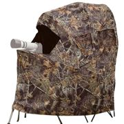 Stealth Gear Two Men Wildlife Photography Chair Hide One Size Camouflage