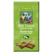 Tableta de chocolate vegano 100 g Rapunzel
