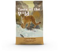 Taste of the Wild Canyon River para gatos 2 KG