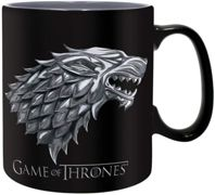 Taza Juego de Tronos Stark Winter is coming