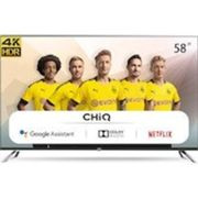 Televisor Smart TV LED 58 pulgadas pulgadas, Resoluci?n 4K UHD, Android 9.0, Smart TV, UHD, WiFi, Bluetooth, Google