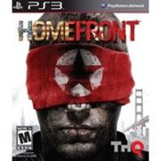 THQ Homefront, PS3 vídeo juego PlayStation 3