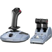 Thrustmaster Tca Officer Pack Airbus Edition One Size Grey
