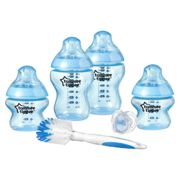 Tommee Tippee Closer To Nature Kit Newborn Ctn One Size Blue