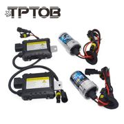 TPTOB 35W 55W Slim Ballast kit HID Xenon Light bulb 12V H1 H3 H7 H11 9005 9006 4300k 6000k 8000k Auto Xeno Headlight Lamp
